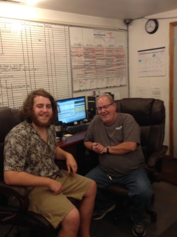 Spencer & Tim - Dispatch Team