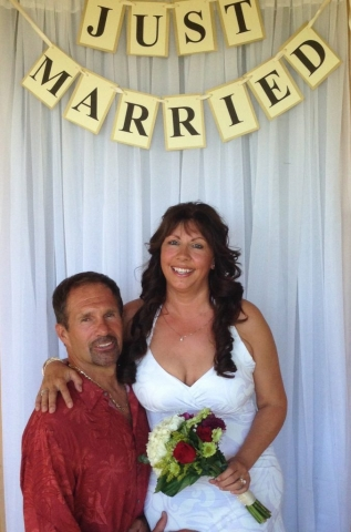 Mike & Michelle have worked side by side together for the past 7 years.  Newly married on 7-7-2017.