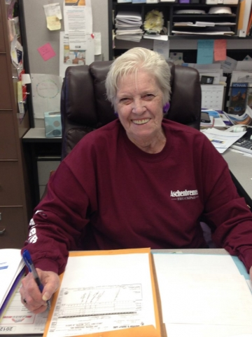 Sharon is the safety director & insurance claim specialists